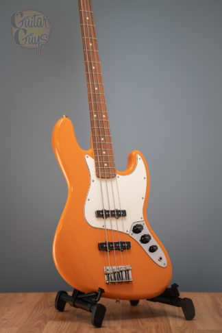 Fender Player Jazz Bass Capri Orange